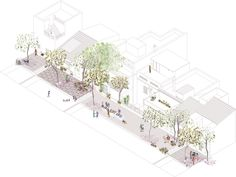 public space: European Prize for Urban Public Space Architecture Site Plan, Landscape Architecture Drawing, Architecture Panel, Architecture Graphics, Urban Architecture, Architecture Diagrams, Architecture Portfolio, Classical Architecture, Landscape Diagram