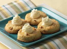 The creamy eggnog-flavored filling inside these cookies will get you into the holiday spirit.