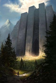 The Crypts of Idorana, Nectron.