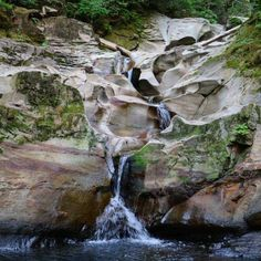 Rock Waterfall, See Images, Vancouver Island, Get Outside, Natural Wonders, British Columbia, West Coast, Tourism, Road Trip