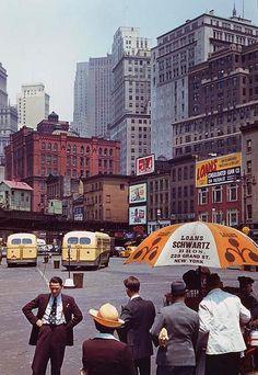 Vintage New York Photographs