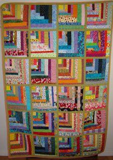 Spiral: string quilts