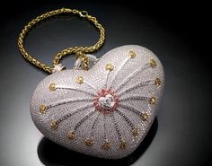 One of the most expensive purses in the world