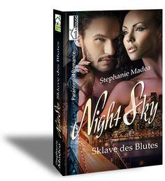 """5 Sterne für """"Sklave des Blutes - Night Sky 1"""" von Tatjana Z., http://www.amazon.de/gp/cdp/member-reviews/A1DV9E0H0A9ACZ/ref=pdp_new_read_full_review_link?ie=UTF8"""