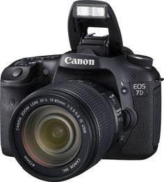 Canon 7D et MagicLantern : enfin compatible.