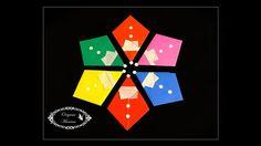 Origami Maniac 286: A Very Easy Santa Claus - YouTube
