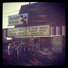 Bloomington fave!!! Chocolate Moose