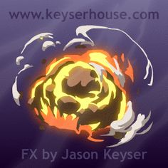jkFX Explosion 05 by JasonKeyser