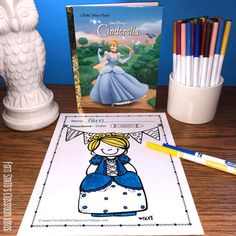 Your Students will ADORE these 86 Coloring Book Pages for Classic Stories and Fairy Tales! Add it to your plans to compliment any Classic Children Stories Unit with 44 Coloring Pages or any Fairy Ta Fairy Tales Unit, Fairy Tales For Kids, Winter Activities, Fun Activities, Cinderella, Parent Volunteers, Story Prompts, Story Video, New Teachers