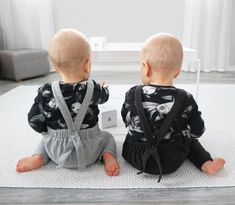 Vimma shirts & Grey Label salopettes Gray Label, Baby Car Seats, Baby Boy, Grey, Children, Boys, Face, Shirts, Dungarees
