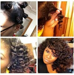 Cant wait to try bantu knots