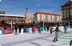 Nächste Woche Freitag gehts los ab 17:00 Uhr  Altmarkt 01067 #Dresden  Danach bis 01.03. Täglich 10:00 bis 22:00 Uhr  Eine bunte Welt von winterlichen Holzhütten, dem #Gaudi-Treff und der Stiegl Alm, eine #Eisbahn und #Eisstockbahn sowie eine #Winterrutsche.