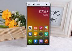 Acquista nuovi XIAOMI MI4 Smartphone Qualcomm Snapdragon 801 Quad Core 2.5GHz 5.0 Pollici 1920*1080 Screen MIUI V5 3G a buon prezzo su AndroidSky.it. http://www.androidsky.it/goods.php?id=64