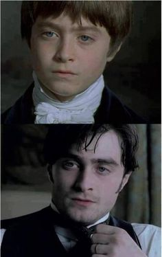 Daniel Radcliffe in David Copperfield and The Woman in Black