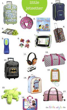 kids travel gear