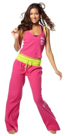 Zumba Clothes on Pinterest | Dance Workout Clothes Zumba Outfit and Zumba Fitness