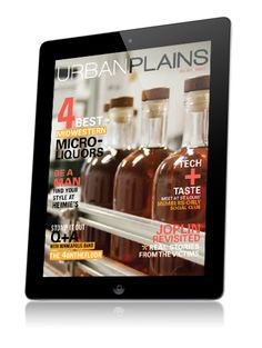 Sometimes the Midwest gets a bad wrap. Urban Plains Magazine is changing that. A free iPad magazine for those who gladly call the Midwest home, Urban Plains captures the culture and the lives of young professionals who embrace their homegrown roots. If you're one of them, welcome home.