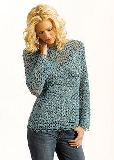 Ravelry: Muse Tunic pattern by Shiri Mor