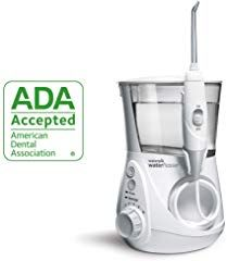 Waterpik Water Flosser Electric Dental Countertop Professional Oral Irrigator For Teeth, Aquarius, White Braun Electric Toothbrush, Plaque Removal, Clean Technology, Gift Finder, Best Gifts For Men, Bath Toys, Beauty Shop, Beauty Supply, Irrigation