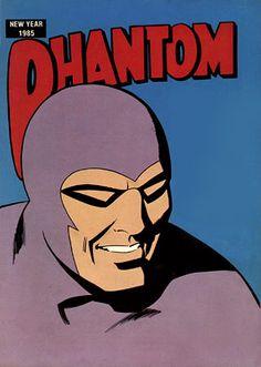 The Phantom - the Ghost who Walks