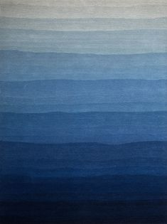 Check out our NEW 'Horizons' collection by Jamie Durie Signature. The beautiful Big Blue Rug from The Rug Collection