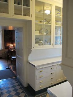 butler's pantry victorian house - Google Search