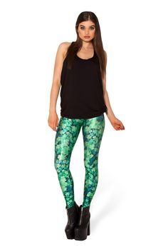 Lucky Leggings (WW 48HR $75AUD / US - LIMITED $70USD) by Black Milk Clothing