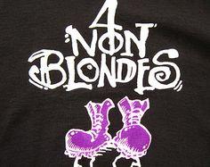 4 non blondes logo - Google Search Non Blondes, Logo Google, Calm, Logos, Artwork, Google Search, Music, Work Of Art, Muziek