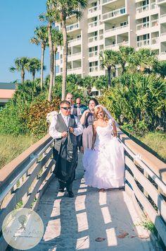 Our wedding! Longboat Key Club and Resort in Longboat Key, FL <3