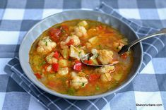 Weight Watchers Soup, Soups, Curry, Food And Drink, Health Fitness, Cooking Recipes, Potatoes, Ethnic Recipes, Kitchens