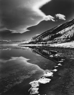 Brett Weston | Mono Lake, 1955 | Discover and Shop Museum Art Prints | 1000Museums