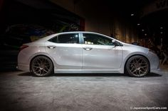 Album contains photo(s) of 2016 Toyota Corolla TRD SEMA Edition Corolla 2018, Toyota Corolla 2016, Corolla Car, Corolla Tuning, Corolla Altis, Lux Cars, Japan Cars, Toyota Cars, Trd