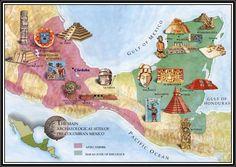 Mesoamérica, mucho más que sólo lo azteca  A medida que progresa nuestro conocimiento del mundo mesoamericano, cambia nuestro juicio sobre los aztecas. Durante mucho tiempo se pensó que en México-Tenochtitlan había alcanzado su apogeo la civilización prehispánica. Ésa fue la idea de los españoles y ésa es, todavía, la de muchísimos mexicanos, sin excluir a varios historiadores, arqueólogos, críticos de arte y otros estudiosos de nuestro pasado. Pero ahora sabemos con certeza que el gran…