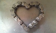 Motocross Heart. $10.00, via Etsy.