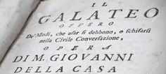 Anna Lapini - Paese che vai, Galateo che trovi