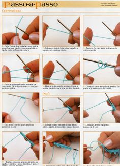 tatting basic tutorial  pap básico frivolité