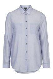 Light Chambray Billie Shirt - £25