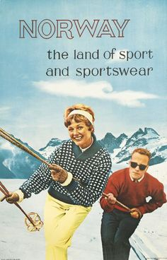 Norway - The land of sport and sportwear -