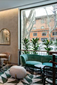 This hotel is located in one of the most influential and eclectic neighbourhoods, Rione Monti, which crosses from Termini Station to Piazza Vittorio.