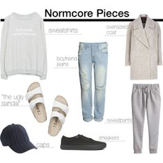 A fashion look from September 2014 featuring Zara sweatshirts, River Island coats and H&M jeans. Browse and shop related looks.