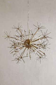 & Astra Chandelier | Chandeliers Anthropologie and Lights azcodes.com