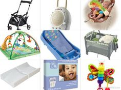 "Baby ""Must Haves"" &  ""best of"""