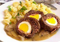 24 nejlepších zimních polévek, které vás zahřejí a zasytí! Scotch Eggs, Bento, Ground Beef, Sushi, Carrots, Breakfast, Ethnic Recipes, Ground Meat, Carrot