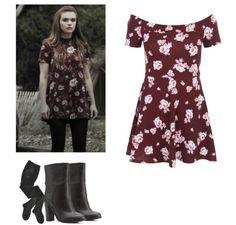#Lydia Martin Outfits , #Lydia Martin Style , #Lydia Martin Seaoson 6