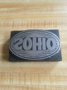 Cool old SOHIO stamp.