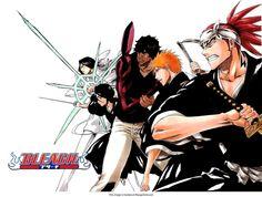 Bleach Manga vol.28 ch.247 Page 1