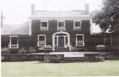 Miltown House (spelt with one L) belonging to the Dickson Family - Milltown - Dungannon