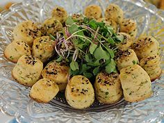 Recetas | Scons salados | Utilisima.com