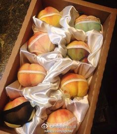 Sexy Butts Packaging for Peaches