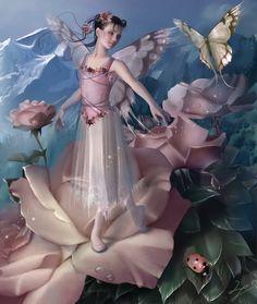 Fairie Roses